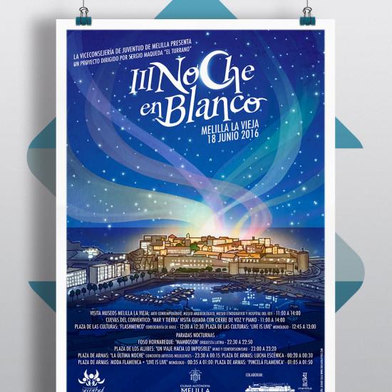 NOCHE EN BLANCO III